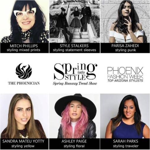 Spring Into Style Phoenix Stylists Set The Trends For 2017 Style Jinx