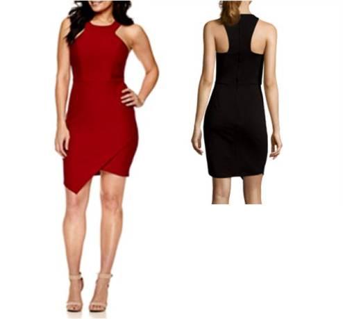 valentines-day-bisou-bisou-sleeveless-halter-bodycon-dress-dresses-under-100