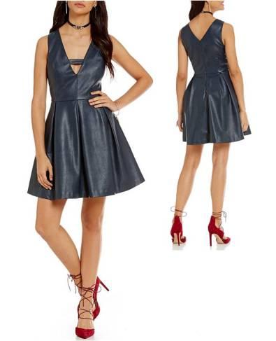 valentines-day-j-o-a-sleeveless-v-neck-vegan-leather-dress-dressing-under-100