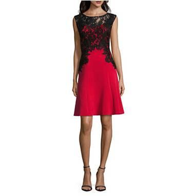 valentines-day-melrose-sleeveless-fit-flare-dress-dresses-under-100