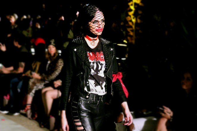 Spring Into Style Punk Parisa Zahedi 3