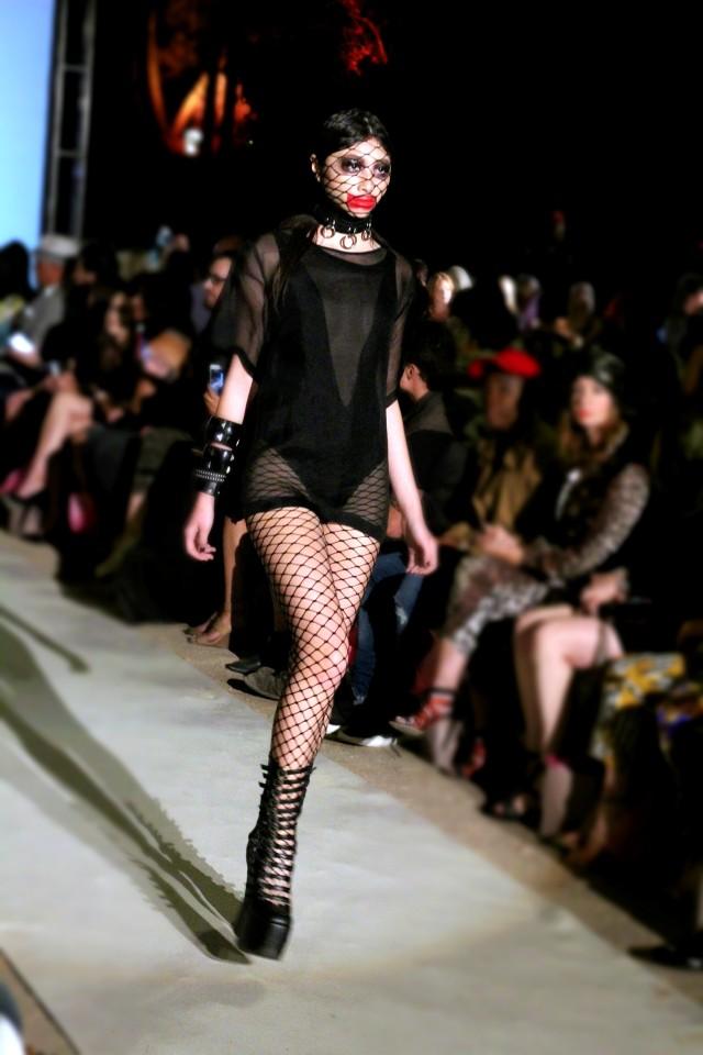 Spring Into Style Punk Parisa Zahedi 6