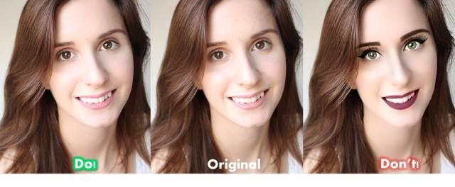 Makeup Photo Editing Do's an Dont's! 1
