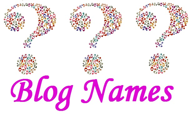 Blog name change