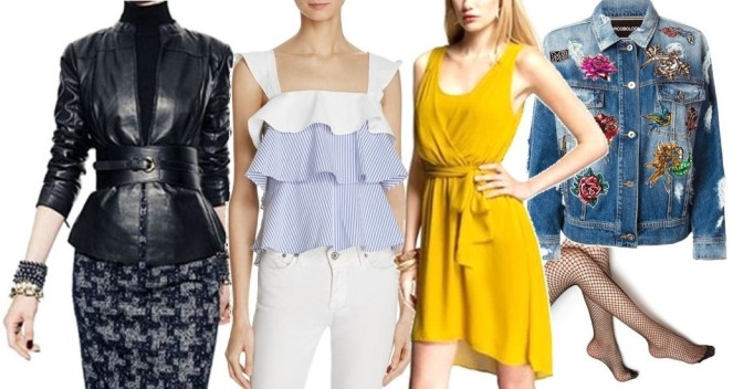 Spring Summer 2017 5 must haves in your closet fashion blogger favs