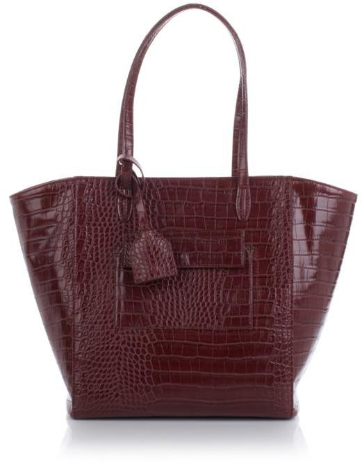 DANIELLE NICOLE BRIE RFID TOTE WITH POUCH