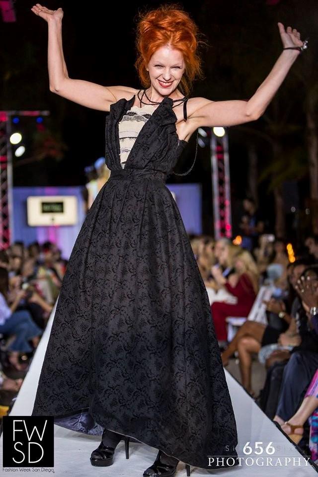 Theo Doro Dorota Phoenix Fashion Week Designer 2017